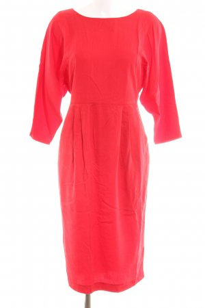 armedangels Longsleeve Dress red elegant