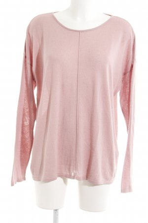 armedangels Longsleeve dusky pink casual look