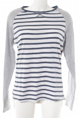 armedangels Longsleeve striped pattern casual look