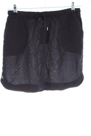 armedangels Miniskirt black casual look