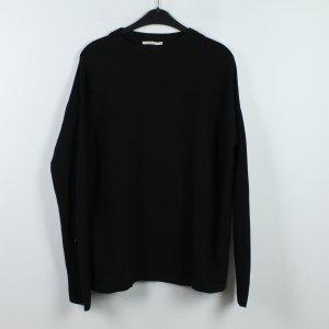 armedangels Knitted Sweater dark blue cotton