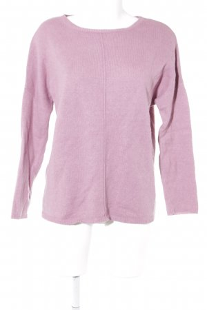 armedangels Crewneck Sweater mauve casual look