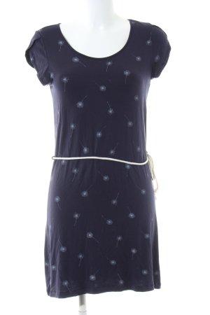 armedangels Shirt Dress blue-white allover print casual look