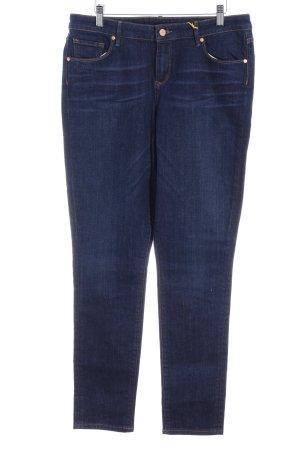 armedangels Skinny Jeans dunkelblau Jeans-Optik