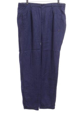armedangels Stoffhose blau Casual-Look