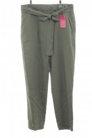 armedangels Jersey Pants green grey casual look