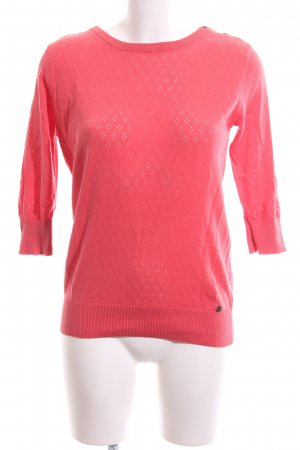 armedangels Knitted Sweater pink casual look