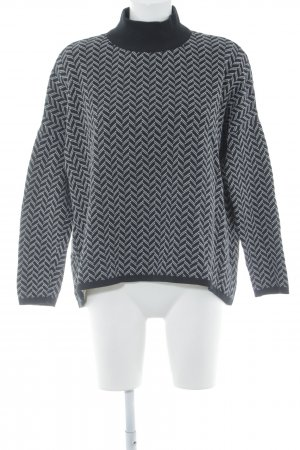 armedangels Knitted Sweater white-black