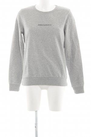 armedangels Sweat Shirt light grey casual look