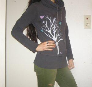 ArmedAngels Sweatshirt Pullover mit Riesenkragen