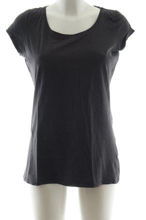 armedangels T-Shirt hellgrau Casual-Look