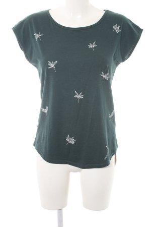 armedangels T-Shirt florales Muster Casual-Look