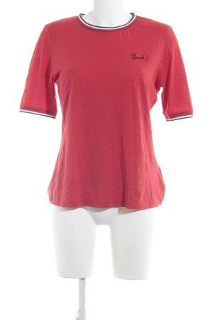 armedangels T-Shirt mehrfarbig Casual-Look