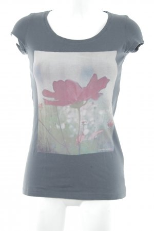 armedangels T-Shirt themed print casual look