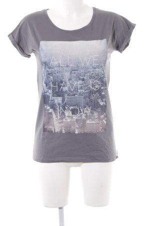 armedangels T-Shirt Motivdruck Casual-Look