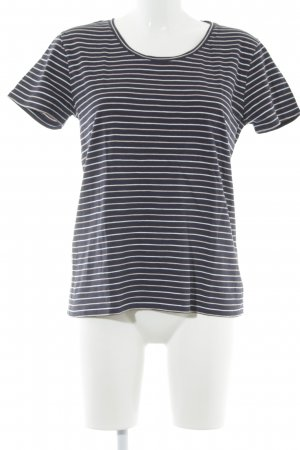 armedangels T-Shirt striped pattern casual look