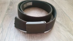 Fabric Belt olive green