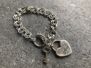 Aeropostale Bracelet silver-colored