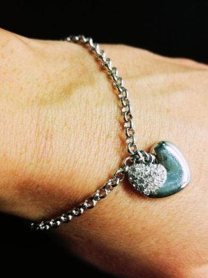 Pippa & Jean Bracelet silver-colored