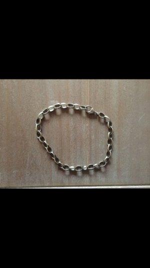 Armkette aus echtem Silber Länge 19cm