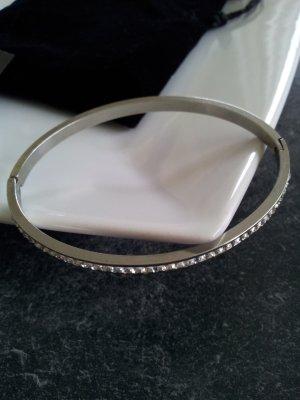 Armreif Armband mit Swarovski Kristallen