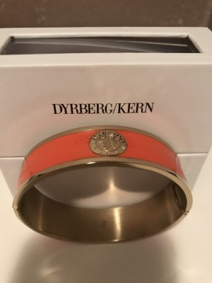 Dyrberg/Kern Bracelet de bras doré-orange