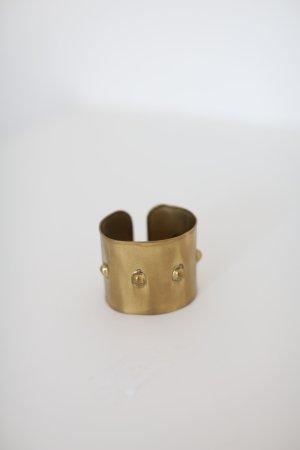 Armreif Asos Skulls Vintage Stil Messing Gold Onesize Cuff Armspange