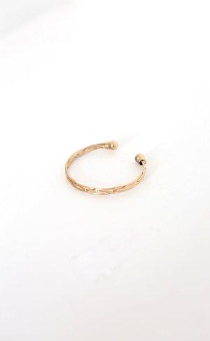 Armreif Asos Vintage Stil Gold Onesize Cuff Armspange