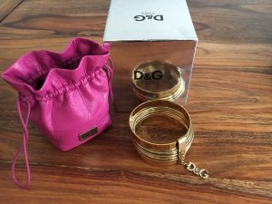 Dolce & Gabbana Gold Bracelet gold-colored