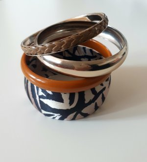 H&M Bangle gold-colored-brown