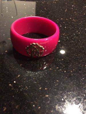 Armreif von Roberto Cavalli. Pink/Gold. Wie neu!!