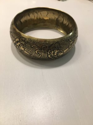 Bangle bronze-colored-gold-colored
