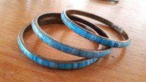 Jonc bronze-turquoise