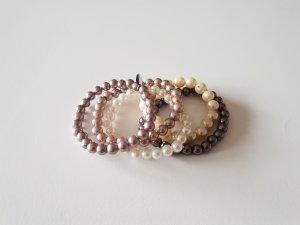 Armreifen Set aus Perlen, Perlenarmbänder