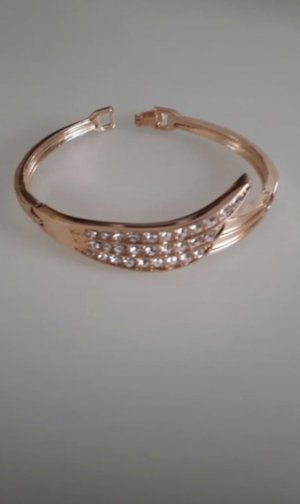 Bijou Brigitte Armlet rose-gold-coloured