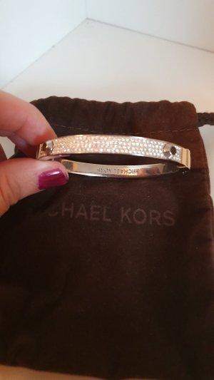 Michael Kors Brazalete color plata