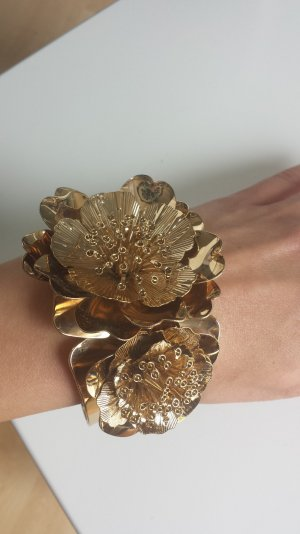 Armspange Blumen /Neu