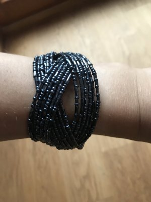 Armlet black-anthracite
