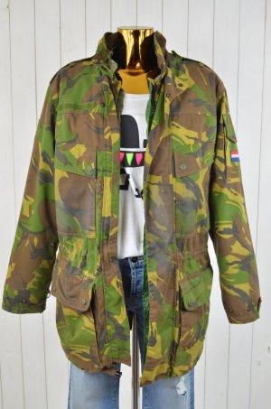 ARMY JACKE Damen Jacke Military Army Jacke Gefüttert Herbst/Winter Gr.38
