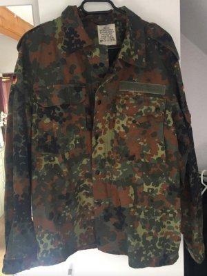 Army Jacke mit Camouflage Print