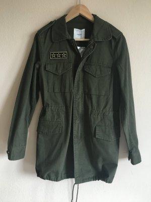 Army Jacke von Mango