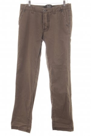 Arqueonautas Chinos grey brown casual look