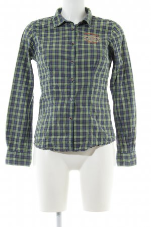 Arqueonautas Checked Blouse check pattern casual look