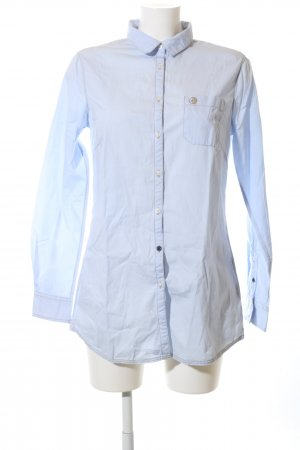 Arqueonautas Long Sleeve Shirt blue casual look