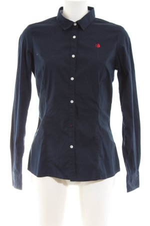 Arqueonautas Long Sleeve Shirt blue-red casual look