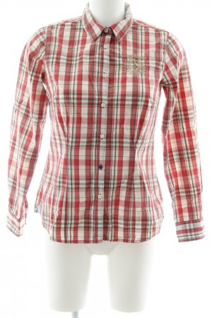 Arqueonautas Long Sleeve Shirt check pattern casual look