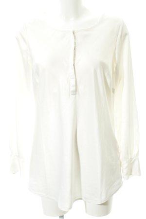 Arqueonautas Lange blouse licht beige elegant
