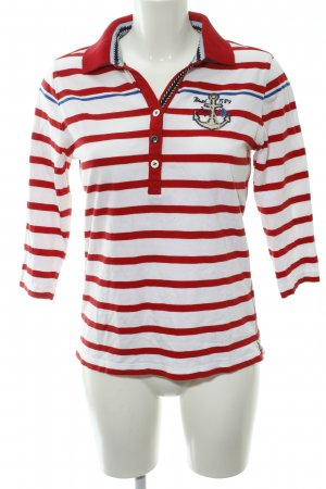 Arqueonautas Longsleeve striped pattern casual look