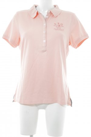 Arqueonautas Polo-Shirt apricot Casual-Look