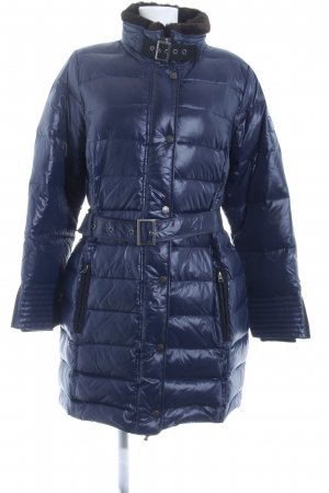 Arqueonautas Quilted Coat quilting pattern casual look